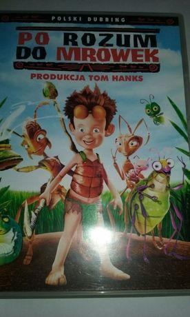 Walt Disney - Bajki DVD - Po rozum do mrówek, Stuart Malutki2,3