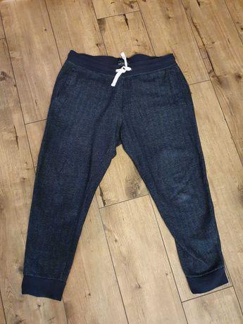 Spodnie dresowe XL jodełka