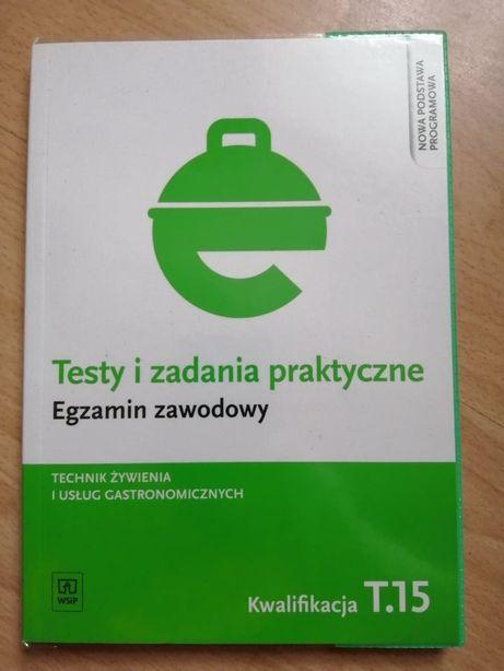Technik żywienia i usług gastronomicznych T.15