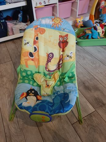 Leżaczek Kinder Kraft