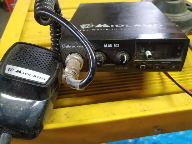 Radio cb Alan midland