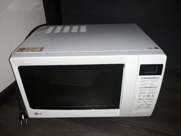 Микроволновая печь LG с конвекцией и грилем, 28 литров