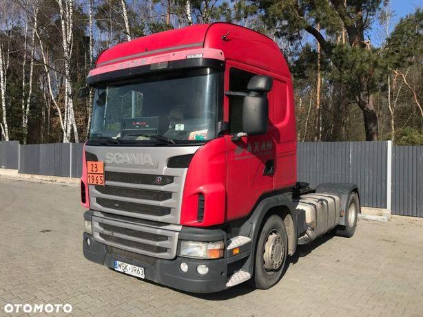 Scania G 420  Highline , Adr , Euro 5 , 420km , Klimatyzacja ,