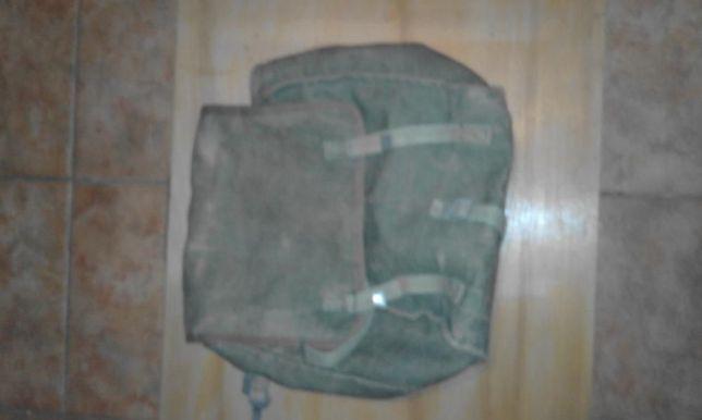 Plecak wojskowy i plecak PRL