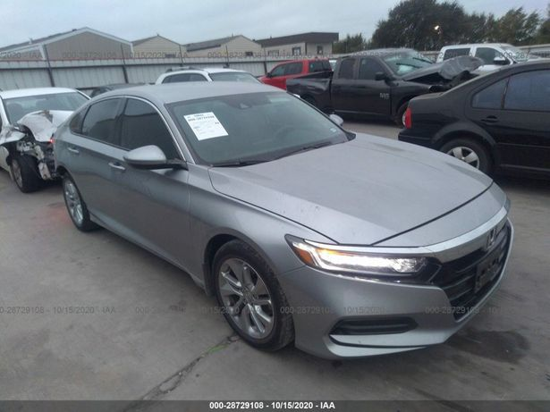 2018 HONDA ACCORD SEDAN LX 1.5T (Хонда Аккорд)
