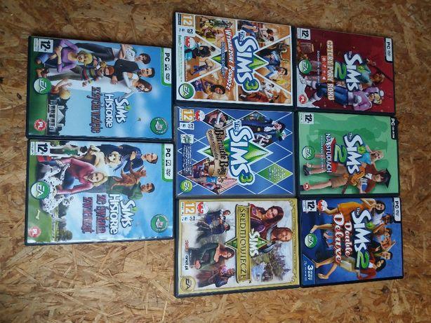 Gry komputerowe - Sims