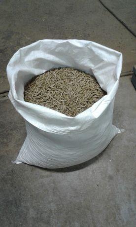 Pelet, pellet ze słomy rzepakowej - zastępuje ekogroszek