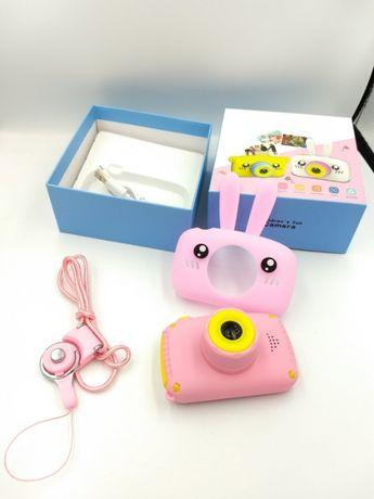 Детский цифровой фотоаппарат Children`s fun Зайчик