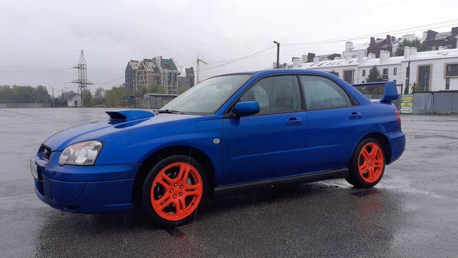 Субару Subaru impreza wrx