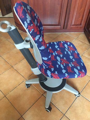 Ортопедическое компьютерное кресло стул для школьника Moll