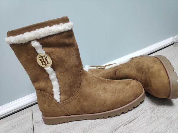 Сапоги ботинки Tommy Hilfiger® Surina