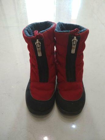 Ботинки зимние,черевики зимові,чобітки