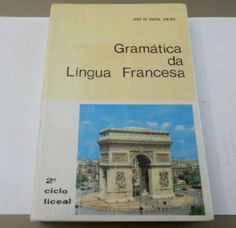 Gramática da língua Francesa, de José de Sousa Vieira