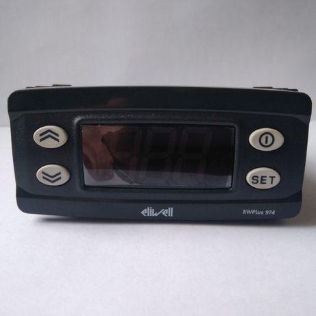Контроллер температуры Eliwell 974, Danfoss, Dixell