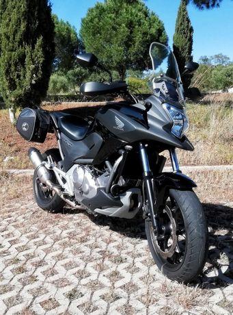Honda NC700X * Poucos Kms + Extras