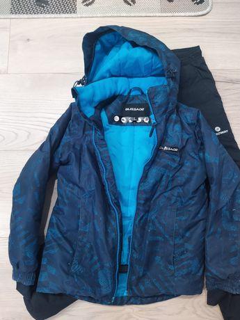 Комбез лыжный на мальчика р.134