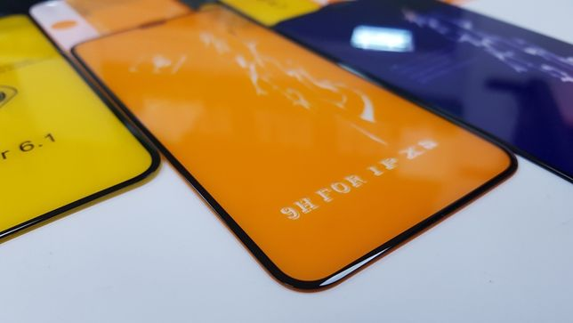Стекло 6D Rinbo Xiaomi redmi note 9a 9c 9s 8t 8a 7 7a 6 5 + 4x pro max