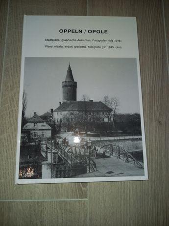 Ksiażka Opole. Plany miasta, widoki graficzne, fotografie