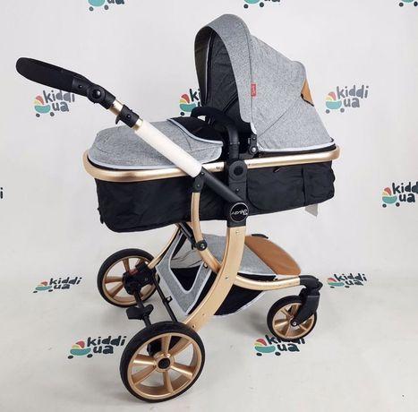 Дитяча коляска 2в1 AIMILE (трансформер)