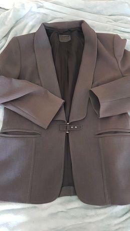Blazer cinzento da Zara