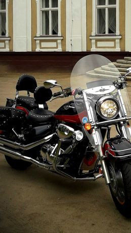 Suzuki vl 1500 Bouleward