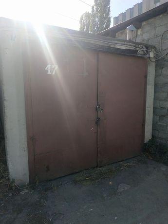 Капитальный гараж напротив Джунглей