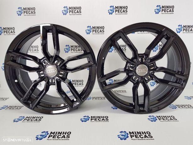 """Jantes Audi RS3 em 18"""" Gloss Black"""