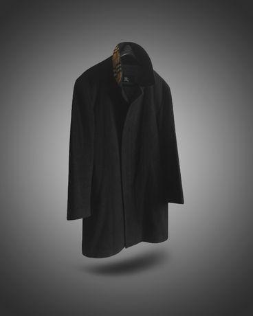 """Оригинальное шерстяное пальто """"Burberry"""""""