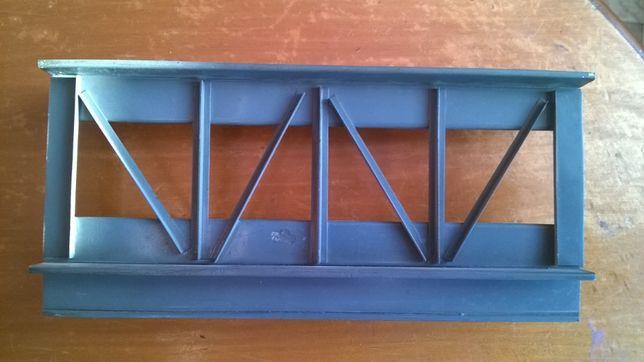 diorama makieta wiadukt kolejowy
