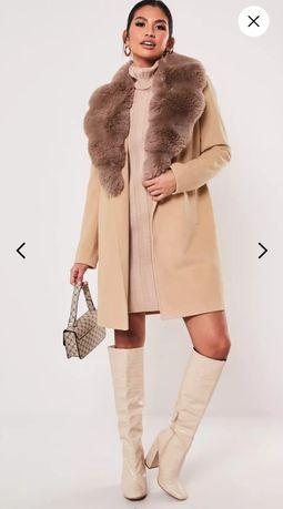 Nowy płaszcz Missguided S/M
