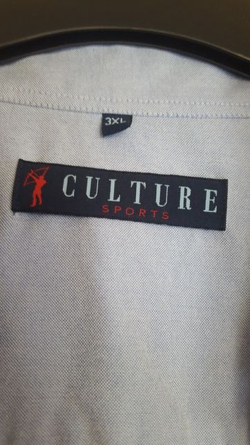 CULTURE koszula męska rozm 3XL krótki rękaw