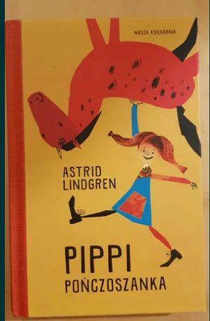 Książka Astrid Lindgren Pippi Pończoszanka jak nowa