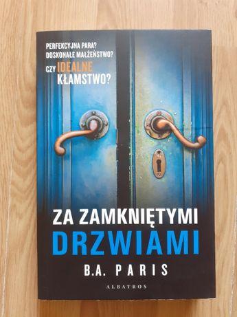 """Bestseller B.A. Paris """"Za zamkniętymi drzwiami"""""""