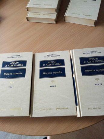 Historia rzymska. Arcydzieła literatury antycznej