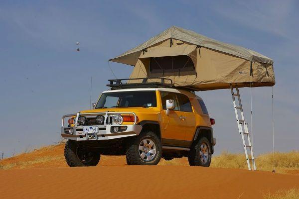 Предлагаем Вам автомобильную палатку (палатку на крышу)