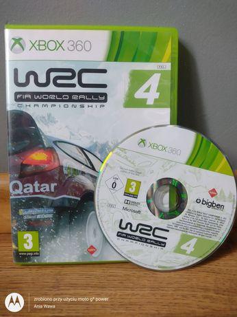WRC Fia World Rally Xbox 360