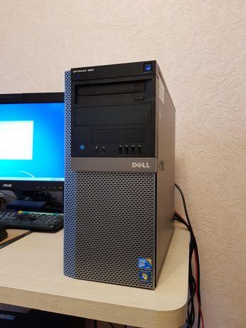 8потоков intel i7-870 3.6ghz/16gb/R5 340 2gb/500gb-Мощный системник
