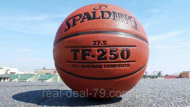 Баскетбольный мяч улица/зал Spalding TF-250