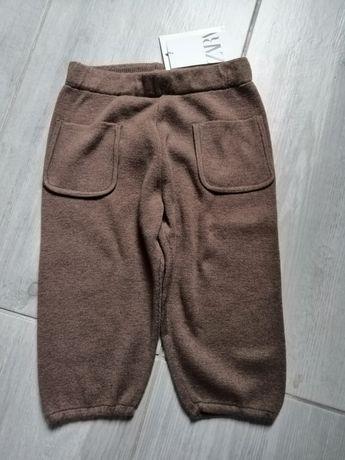 Nowe Spodnie ZARA 98