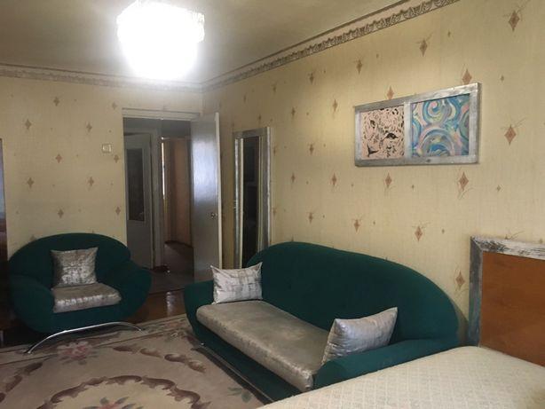 Без оплаты услуг риэлтора 2-комнатная квартира с раздельными комнатами