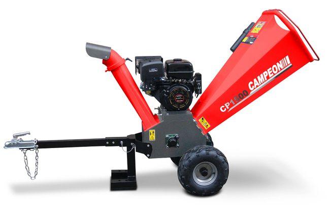 Biotriturador Campeon 15 CV Gasolina A. Eletrico ( Até 13 cm )