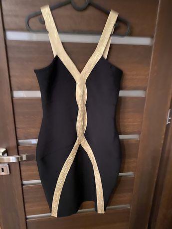 Suknia bandazowka rozmiar M