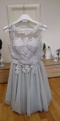 Sliczna sukienka r36