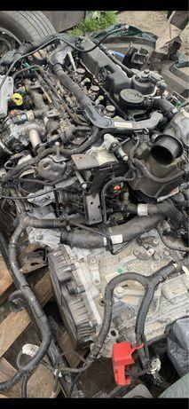 Silnik+skrzynia powershift  ford mondeo  AWD mk5 179 ps  80 tys km