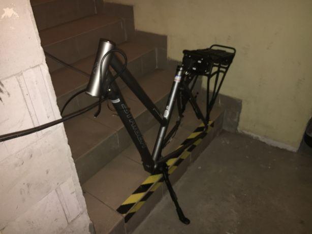 rama pod rower elektryczny