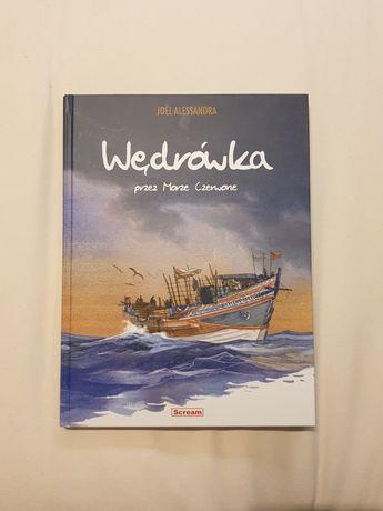 Wędrówka przez Morze Czerwone Joël Alessandra komiks opowieść