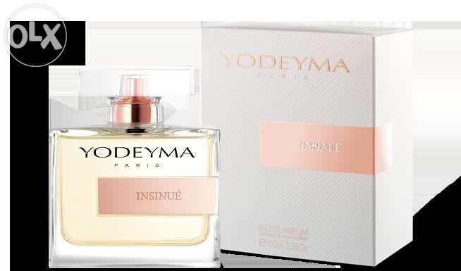 Perfume yodeyma 100ml Quinta do Conde - imagem 1