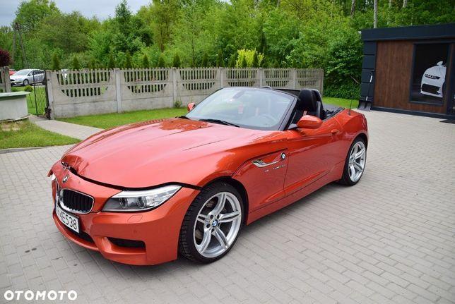 BMW Z4 Polska Salon, 1 Właściciel, Sewis, M pakiet, sDrive28i 245KM