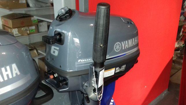 Silnik zaburtowy YAMAHA F6CMHL Dostępny od ręki!!!