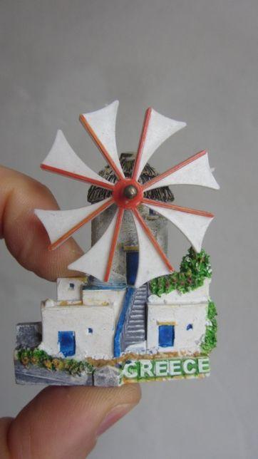 Продам магнит на холодильник Греция магнитик